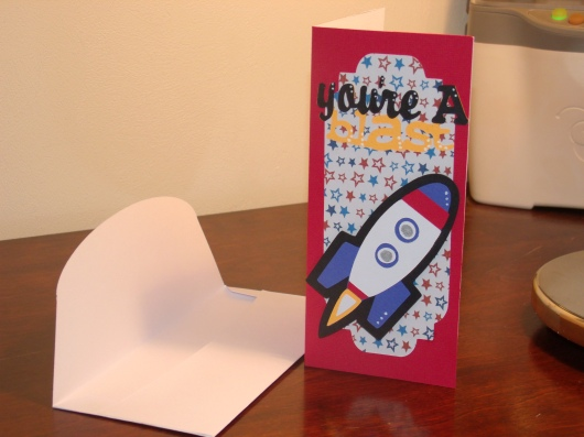 Nephew's Birthday Card - Just Because Cards