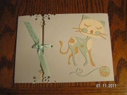 Benevolence Card for Loss of Pet - Four Legged Friends