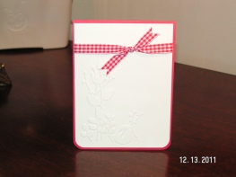 Sizzix Birds of a Feather Embossing