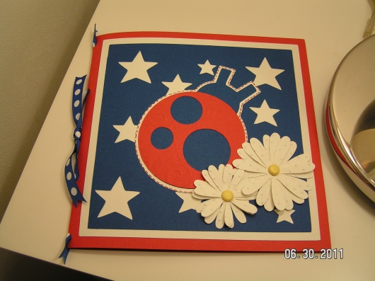 """""""Celebrating Freedom"""" Card"""