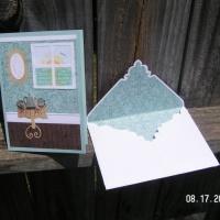Romantic Getaway Card