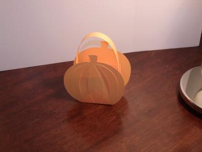 Pumpkin Bag - TBBM2