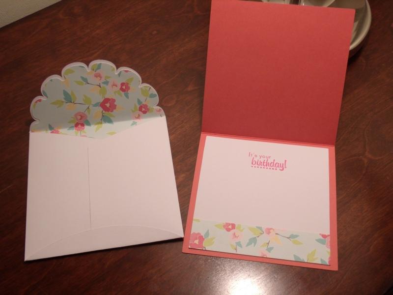 Envelope & Liner - Wild Card
