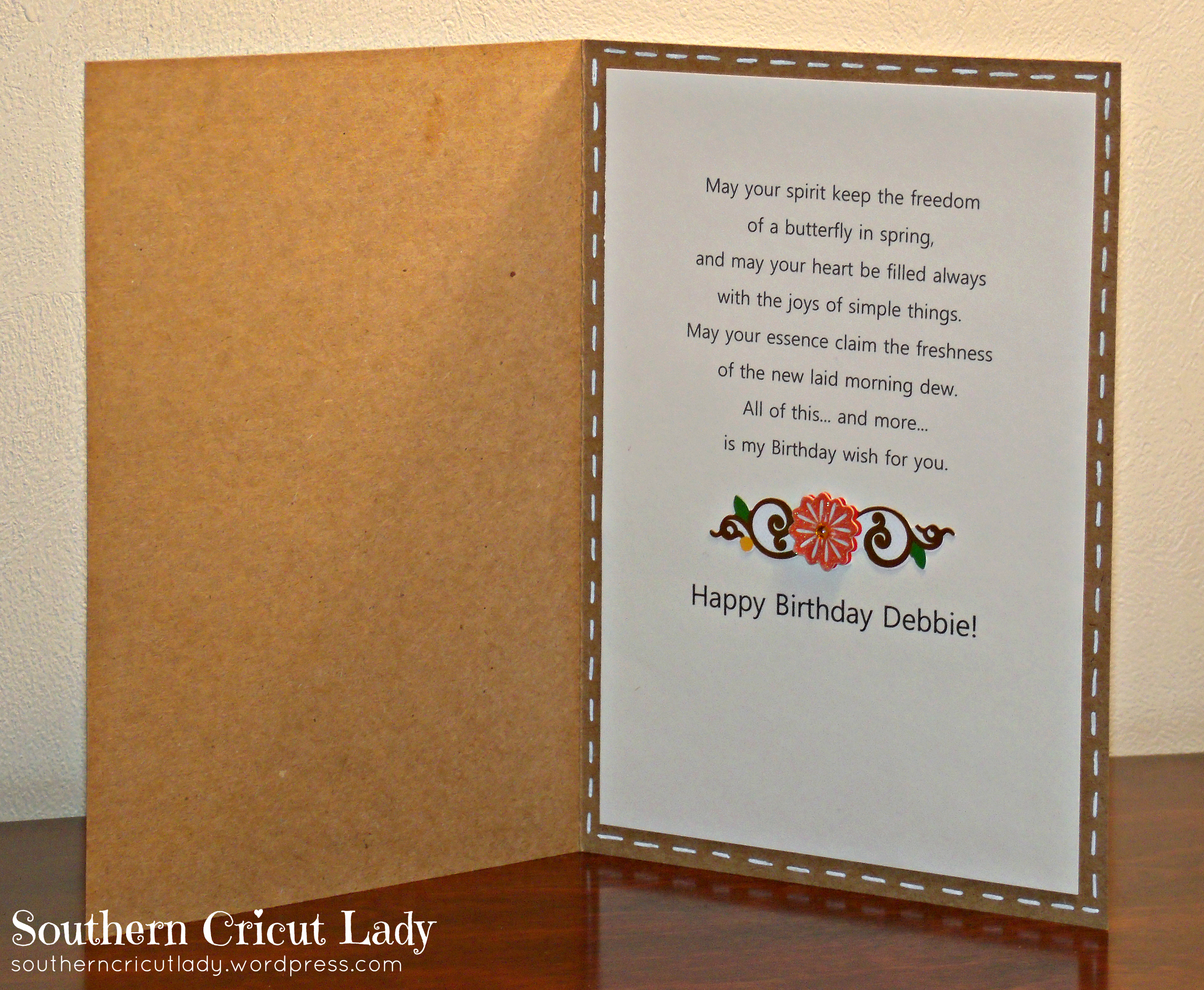 Southern Cricut Lady A Journey Of Paper Exploration And