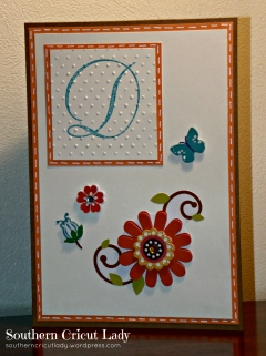Simple Birthday Card - Dollar Tree Stickers