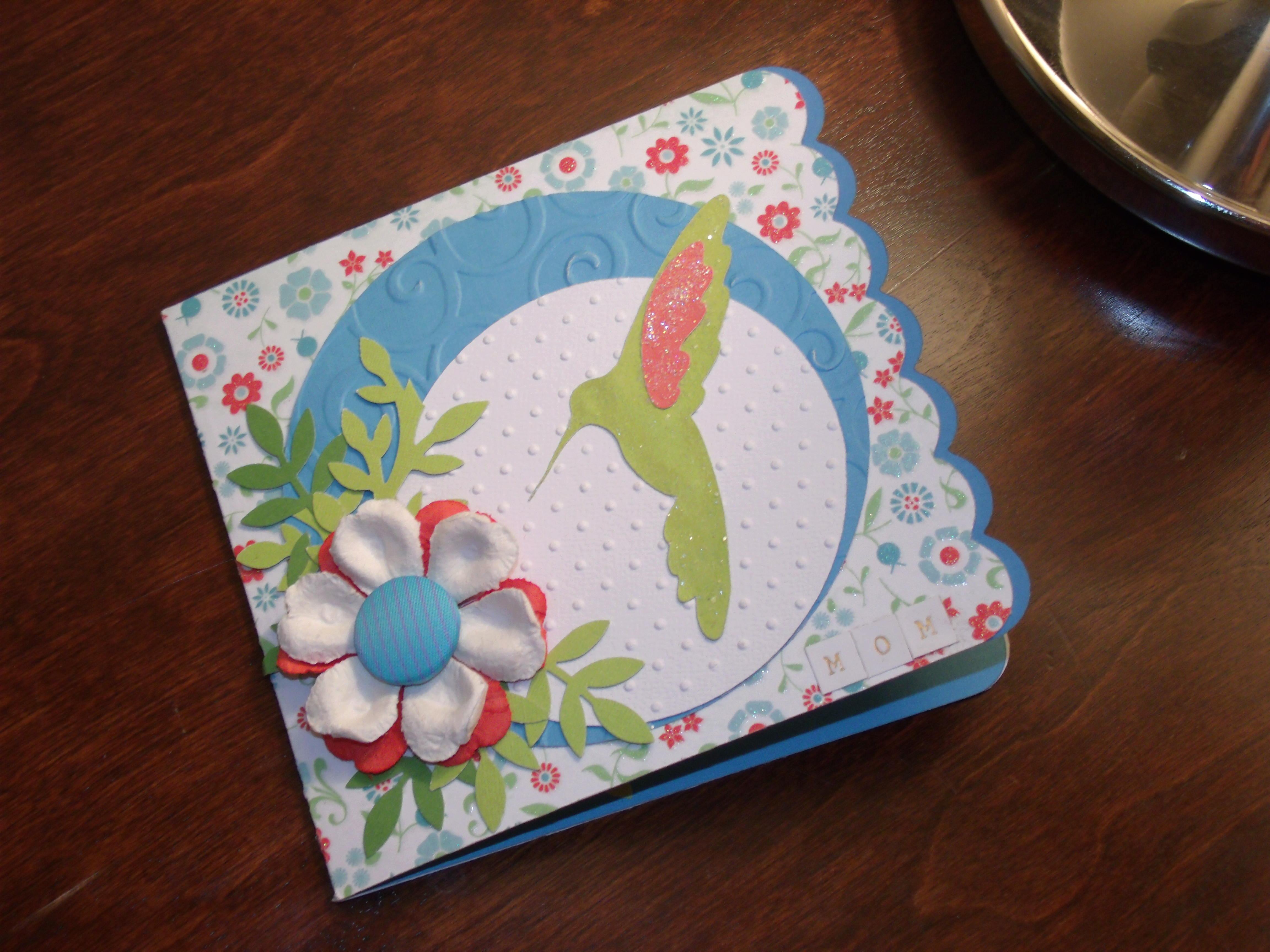 Cards southern cricut lady